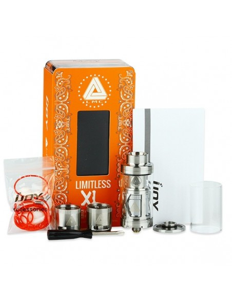 IJOY Limitless XL Tank/RTA 4ml 0