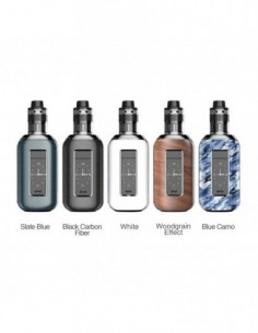Aspire Skystar 210W Touch Screen TC Kit with Revvo 0