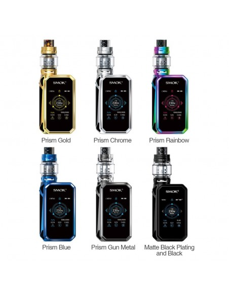 SMOK G-PRIV 2 230W with TFV12 Prince Kit Luxe Edition 1