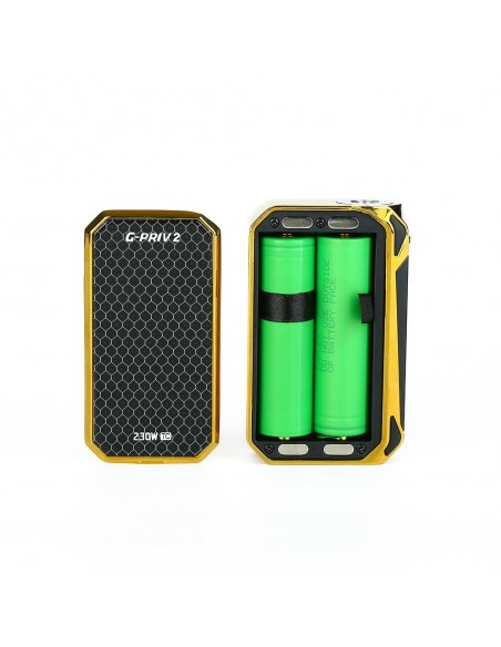 SMOK G-PRIV 2 230W with TFV12 Prince Kit Luxe Edition 16