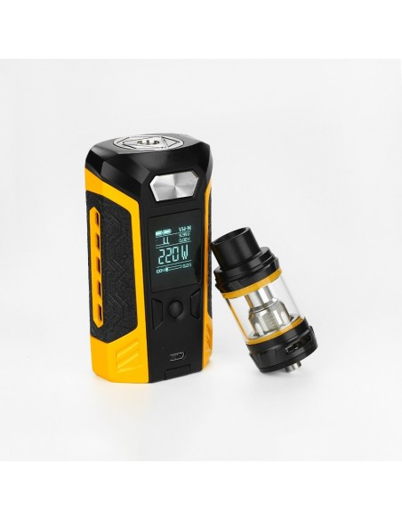 Vaporesso Switcher 220W with NRG TC Kit 10