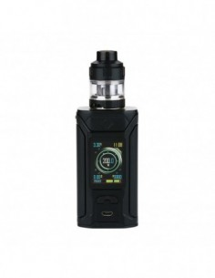 WISMEC SINUOUS RAVAGE230 230W with GNOME Evo TC Kit 0