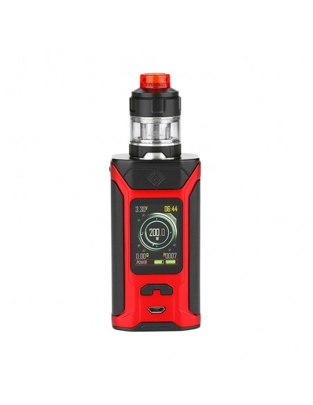 WISMEC SINUOUS RAVAGE230 230W with GNOME Evo TC Kit 2