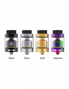 Gemz Lucky Star 2 RTA 2ml/4ml 0