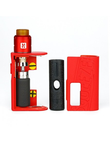 Hugo Vapor Squeezer BF 20700 Kit with N RDA 3