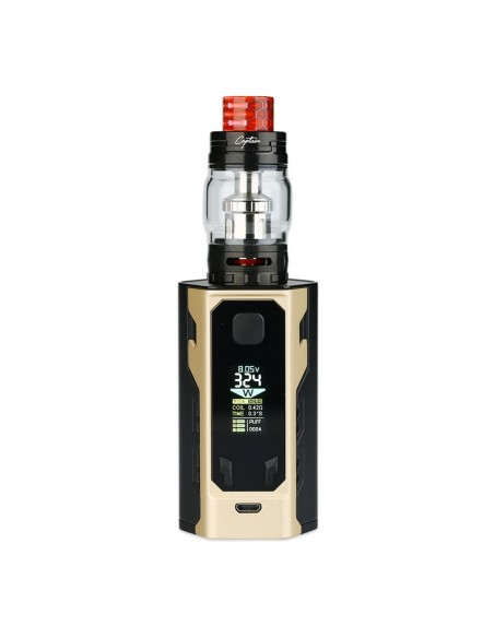 IJOY Captain X3 324W 20700 TC Kit 1