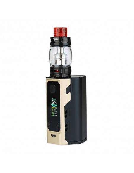 IJOY Captain X3 324W 20700 TC Kit 9000mAh 1