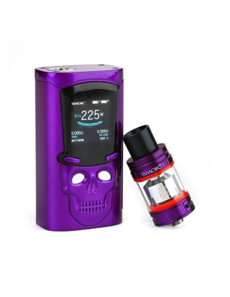 SMOK S-Priv 230W TC Kit with TFV8 Big Baby 5