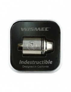 WISMEC Indestructible RDA Atomizer 0