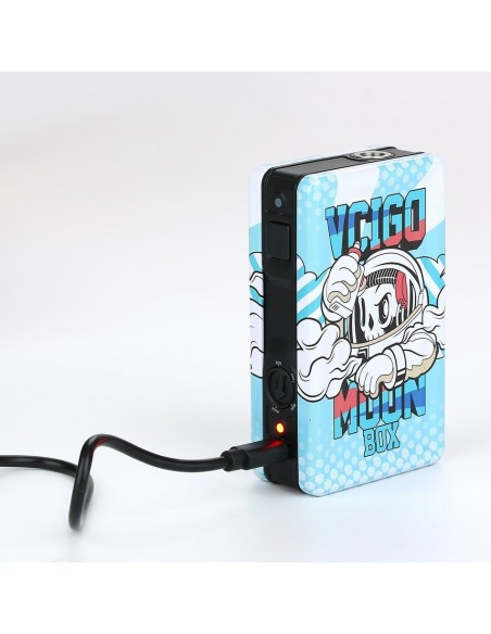 Vcigo Moon Box 200W MOD with Free Moonshot RTA 6