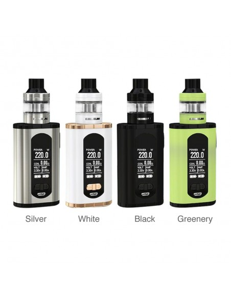 Eleaf Invoke 220W with Ello T TC Kit 0