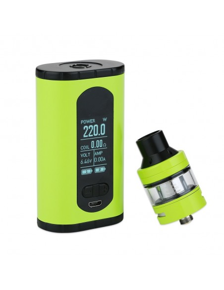 Eleaf Invoke 220W with Ello T TC Kit 5