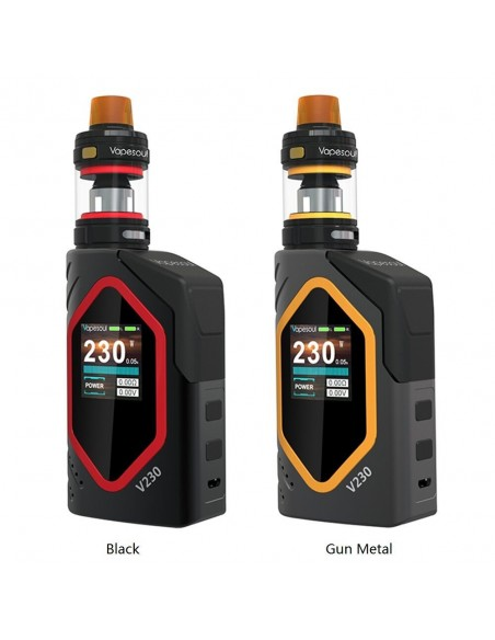 Vapesoul Vone 230W Bluetooth TC Kit 0
