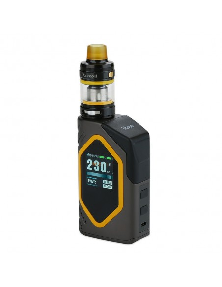 Vapesoul Vone 230W Bluetooth TC Kit 3
