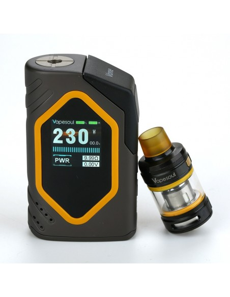 Vapesoul Vone 230W Bluetooth TC Kit 4