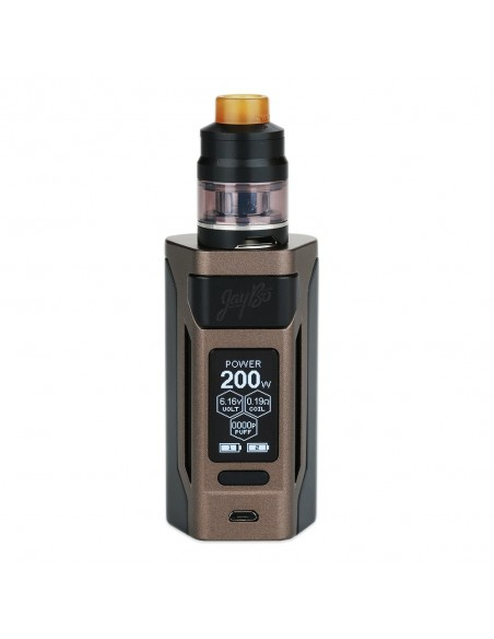 WISMEC Reuleaux RX2 20700 200W with Gnome TC Kit 1