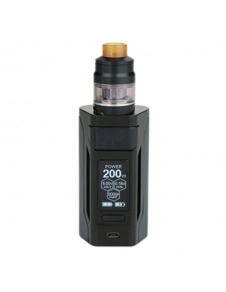 WISMEC Reuleaux RX2 20700 200W with Gnome TC Kit 3