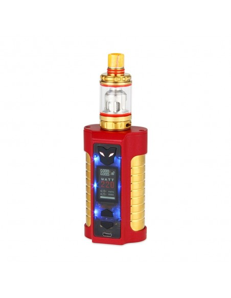 Sigelei MT 220W TC Kit with Revolvr Tank 7