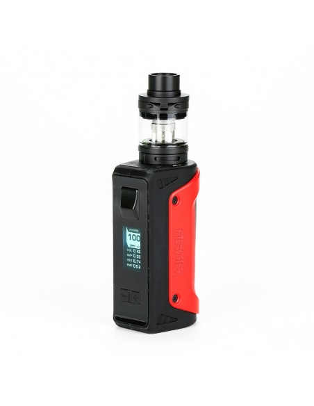 GeekVape Aegis 100W 26650 TC Kit with Shield Tank 10