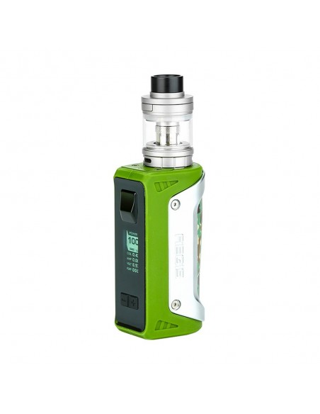GeekVape Aegis 100W 26650 TC Kit with Shield Tank 11