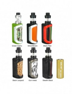 GeekVape Aegis 100W 26650 TC Kit with Shield Tank 4300mAh 0