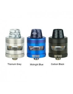 Swedish Vaper HotRod 24mm RDA 0