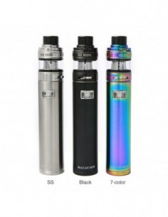 Tesla Macan 90W Starter Kit with H8 Mini Tank 0