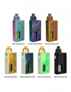WISMEC Luxotic BF Box Kit with Tobhino 0