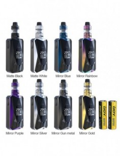 IJOY Diamond PD270 234W TC Kit with Captain Mini 6000mAh 0