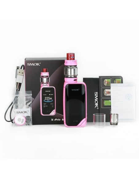 SMOK X-Priv 225W TC Kit with TFV12 Prince 2