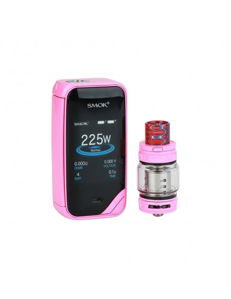 SMOK X-Priv 225W TC Kit with TFV12 Prince 7