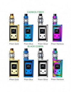 SMOK Majesty 225W TC Kit with TFV12 Prince Luxe Edition 1