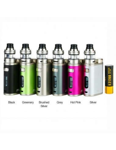 Eleaf iStick Pico 21700 100W with Ello TC Kit 4000mAh 1
