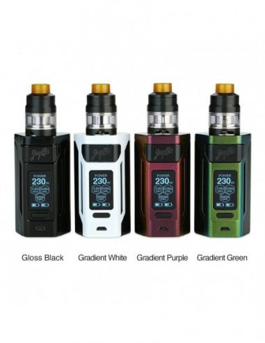WISMEC Reuleaux RX2 21700 230W with Gnome TC Kit 1