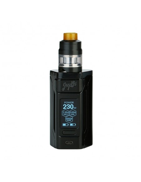 WISMEC Reuleaux RX2 21700 230W with Gnome TC Kit 8000mAh 3