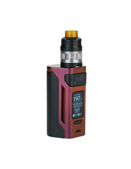 WISMEC Reuleaux RX2 21700 230W with Gnome TC Kit 8000mAh 7