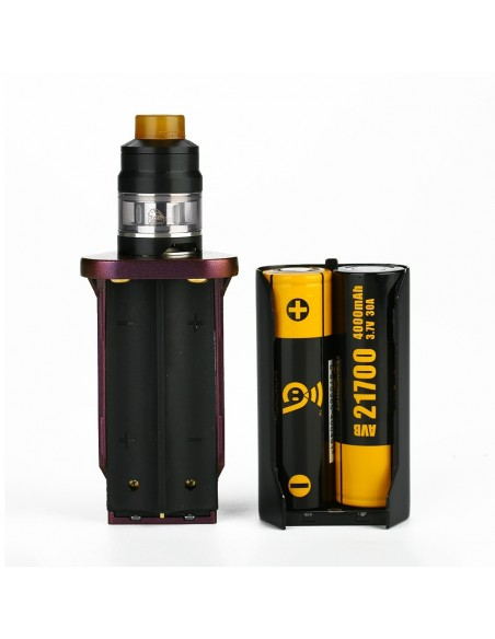 WISMEC Reuleaux RX2 21700 230W with Gnome TC Kit 8000mAh 11