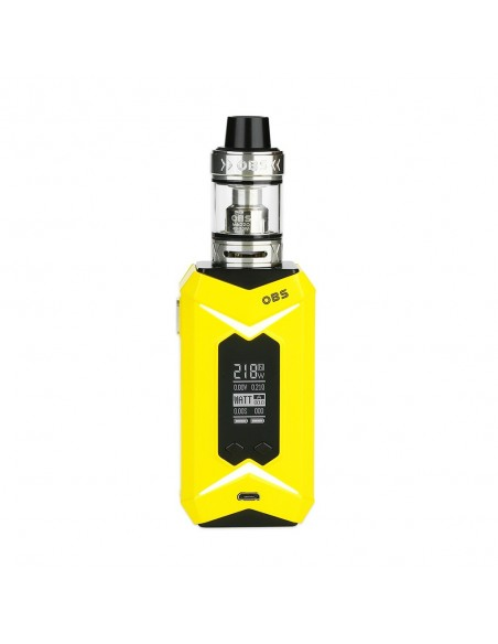 OBS Bat 218W with Damo TC Kit 8