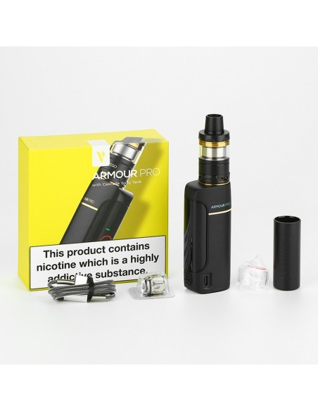 Vaporesso Armour Pro 100W TC Kit with Cascade Baby 11