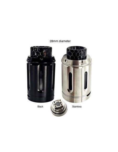 Squid Industries PeaceMaker XL RTA 5ml 0
