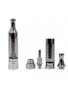 Kangertech T3D Dual Coil Clearomizer 2.2ml 5pcs 0