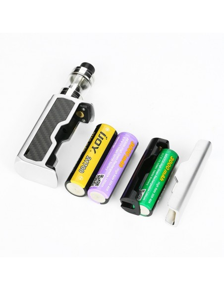 Advken Dominator 100W TC Kit RBA Deck Version 8