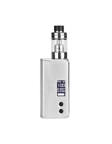 Advken Dominator 100W TC Kit RBA Deck Version 13