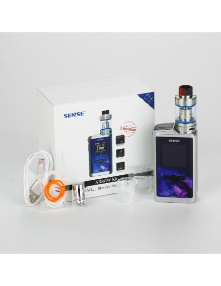 Linkedvape Classic Arrow 230W TC Kit 20