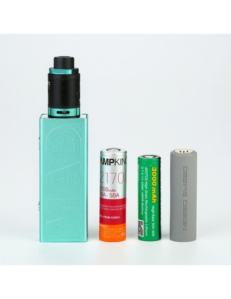 Desire Mad Mod 108W TC Kit with M-Tank 11