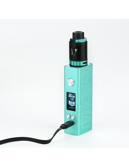 Desire Mad Mod 108W TC Kit with M-Tank 12