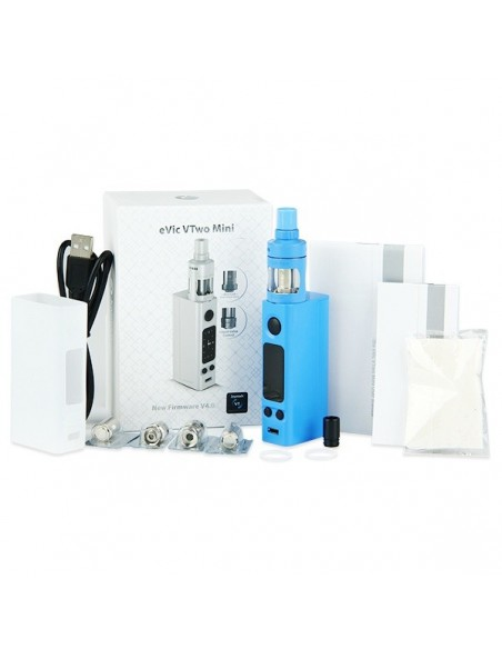 Joyetech eVic VTwo Mini with CUBIS Pro Full Kit 4