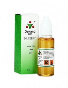 Dekang VG e-Juice with 21 Flavors 30ml 0