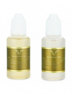 HG No Flavor 36mg/ml e-Juice 30ml 0