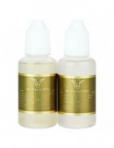 HG No Flavor 50mg/ml e-Juice 30ml 0